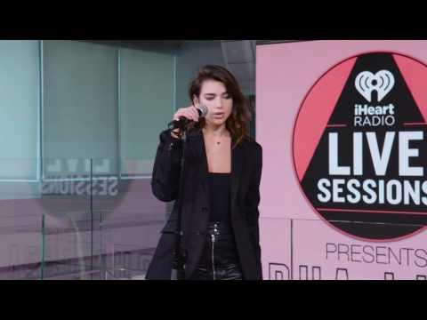 DUA LIPA - Be The One (iHeartRadio Live Sessions)