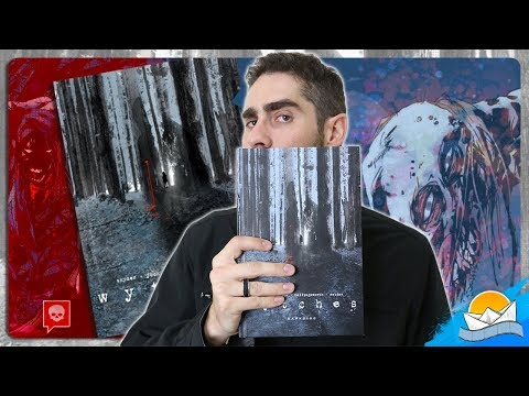 AS BRUXAS EXISTEM! | WYTCHES - SCOTT SNYDER | Darkside Books