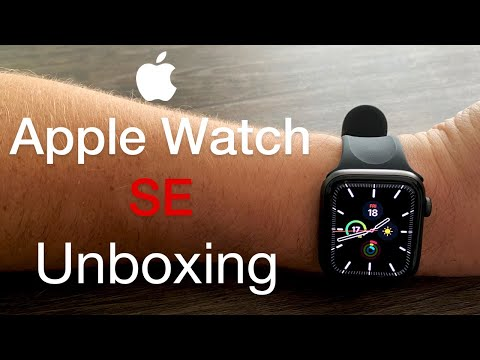 Apple Watch SE UNBOXING - THE SMARTWATCH OF 2020!