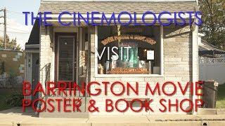 A Quick Tour Of The Barrington Movie Poster & Book Shop