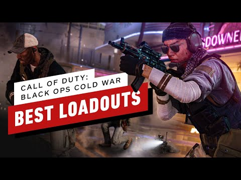 Call of Duty: Black Ops Cold War – Best Loadouts to Unlock First