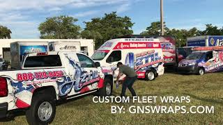 GNSwraps – Fleet Wraps
