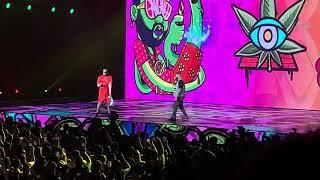La Cartera Bad Bunny Farruko Gangalee Concert