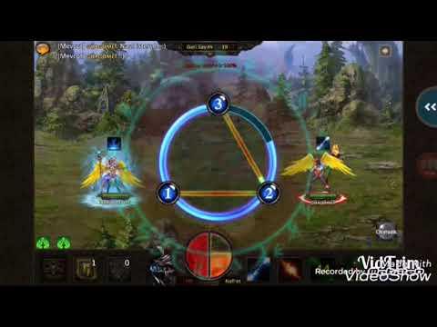 Legend Online Classic (DARK'MAGE ws Gargamel) (видео)