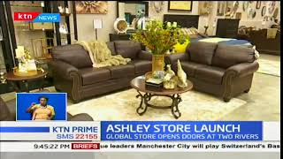 Ashley Furniture HomeStore opens doors in Two Rivers
