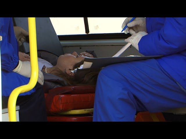 Школьный учитель попал под машину