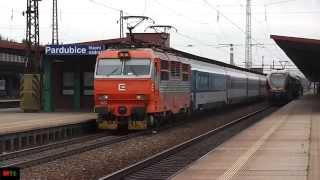 SC 512 PENDOLINO (náhr. souprava) - Pardubice hl.n. - 8.7.2015