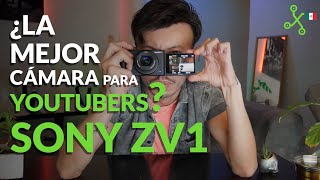 Sony ZV1 en México: probamos la mejor... ¿cámara para YOUTUBERS?