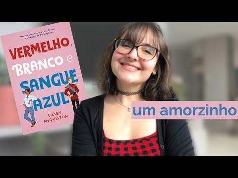 VERMELHO, BRANCO E SANGUE AZUL CASEY MCQUISTON | Um livro de romance enemies to lovers LGBT