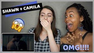 Shawn Mendes, Camila Cabello   Señorita (REACTION)