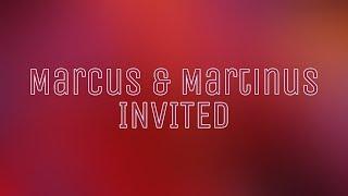 *TŁUMACZENIE PL* Marcus & Martinus   Invited