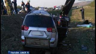 Стала известна причина аварии с пятью погибшими в Верхнеуслонском районе