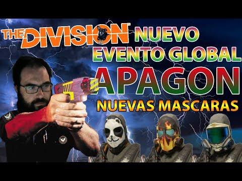 NUEVO EVENTO GLOBAL APAGON!! THE DIVISION 1.8.1