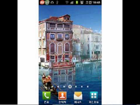 Video of [TOSS] Venezia Live Wallpaper