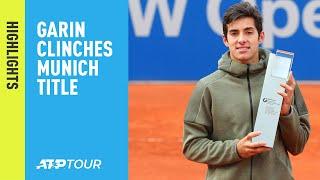 Highlights: Garin Beats Berrettini For Munich 2019 Title
