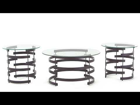 Kaymine T408-13 Occasional Table Set
