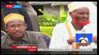 Garissa Governor gets support from Aulian clan upon oncoming elections this year