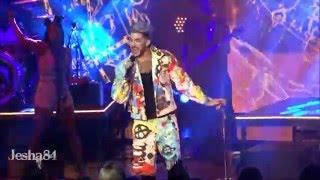 Adam Lambert - These Boys - Atlantic City, NJ 2/27/16