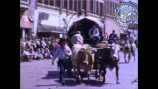 Guthrie 89ers Day Parade. 1959.