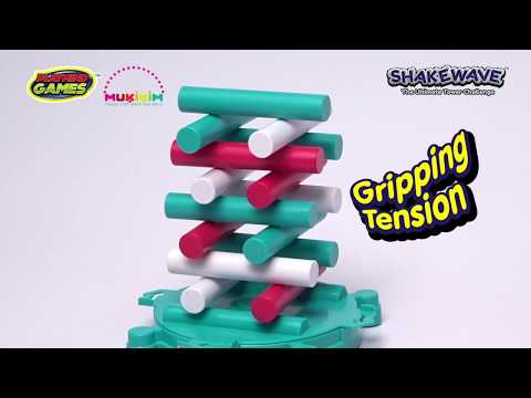 Youtube Video for Shakewave - Ultimate Tower Challenge