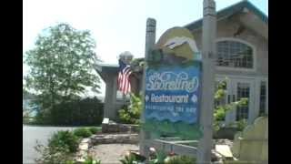 Shoreline Restaurant - Gills Rock Wi - Door County Dining - Restaurants