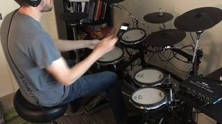 Aqua Teen Hunger Force Intro - Drum cover