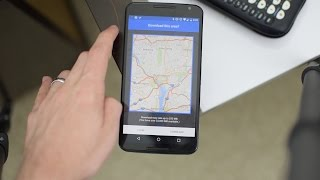 How to: Setup Offline Navigation in Google Maps (Works with Pokemon Go)