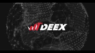 Новая децентрализованная Биржа криптовалют DEEX