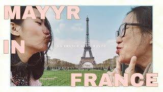 เมอาพา(แม่)เที่ยว ตอน กรุงปารีส ประเทศฝรั่งเศส!!!   MayyR in France