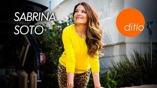 Ditlo.com follows designer and style expert Sabrina Soto.