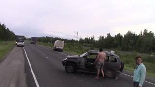 авария в сургуте с бентли