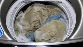 LG 18 Kg - Carga máxima Toalhas - Overload Towels