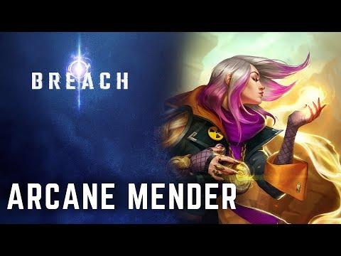 Breach - Arcane Mender Class Trailer