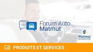Forum Auto Matmut : communauté pour améliorer le quotidien des automobilistes - YouTube