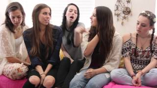 THE SIBLING TAG | CIMORELLI