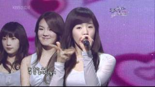 Girls' Generation (SNSD) - KBS Baby Baby Live 1080p