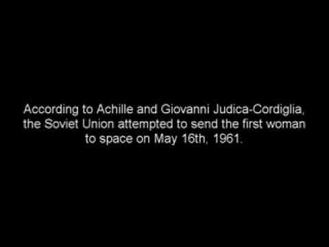 Космонавт Людмила