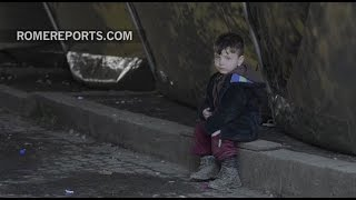 Missing and exploited refugee children numbers rise