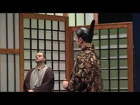 Preview video Scena di Yamadori - atto 2° - G. Puccini - Madama Butterfly