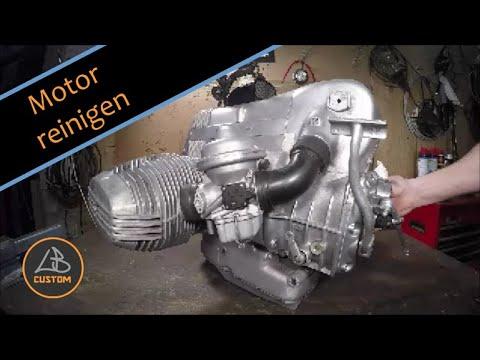 Motor reinigen ▌ Aluminium reinigen ▌ Reinigungsmittel Test