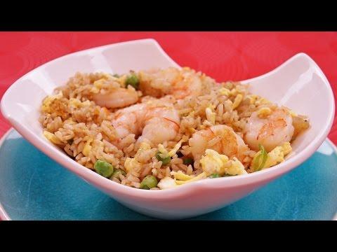 Shrimp Fried Rice Recipe: How to Make: Diane Kometa - Dishin With Di # 148