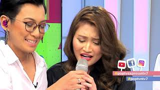 Misha Omar, Azira Syafinaz, Ayda Jebat   Sampai Bila (live) | POP TV