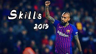 Arturo Vidal  ● Best Midfielders (Attacking, Central & Defensive) , Skills 2019