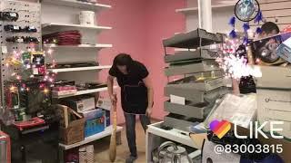 Сборка Витрины . Магазин ремонт . Перезагрузка @panterkaa Инстаграмм