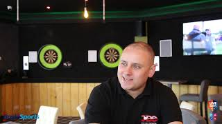 Steve Brown on his Q School roller-coaster, regaining PDC Tour Card, JDC in China and more