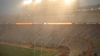 Tennessee Rain-Delayed Season Opener