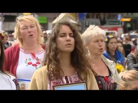 Их благодарили и рукоплескали - Киевом прошла Хода Непокоренных