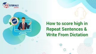 techniques for repeat sentence in pte - TH-Clip