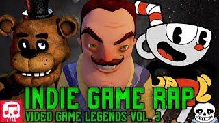 Video Game Legends Rap, Vol. 3 - Indie Games Rap By JT Music