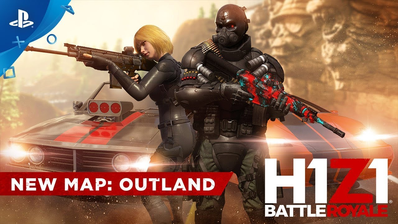 Free H1Z1 Outland Expansion Releases Today on PS4